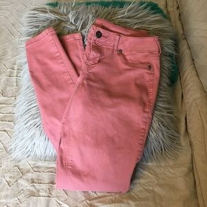 Maurice's Rose Skinnies